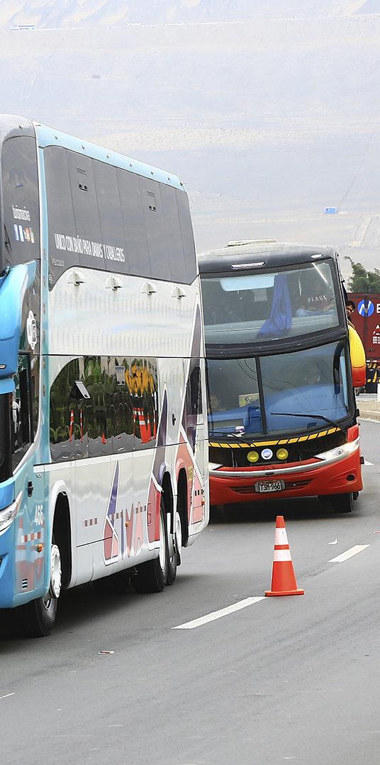 MTC otorga plazo de 30 días hábiles a empresas de transporte para que acrediten un nuevo terminal tras cierre de Fiori - Nota de Prensa