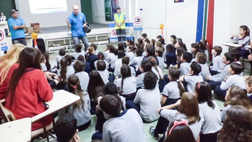 P11 Curso de Educación Vial